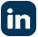 LINKEDIN icon layout